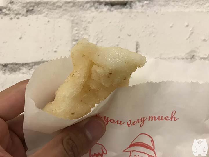 阿田番薯椪|白糖粿の中身