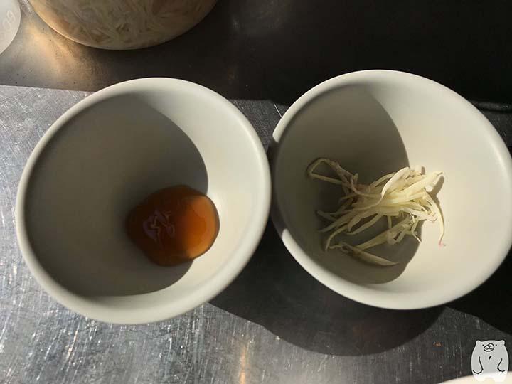 文章牛肉湯|醬油膏と生姜