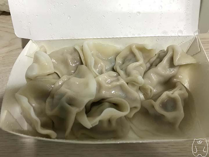 上海好味道小籠湯包|ニラ餃子