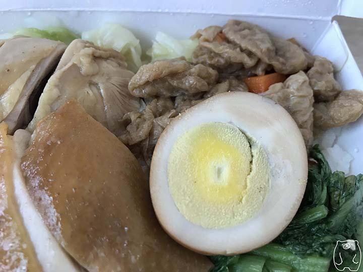 真好味燒臘|お弁当の煮卵