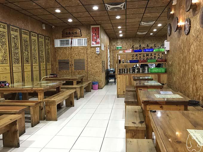 劉哥牛肉湯|店の雰囲気