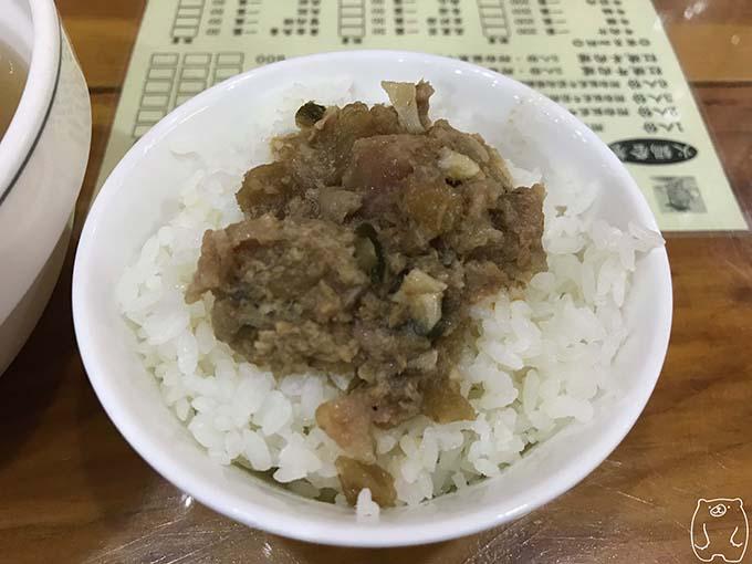 劉哥牛肉湯|牛筋肉燥飯
