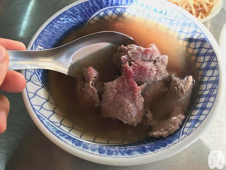 阿村第二代牛肉湯|