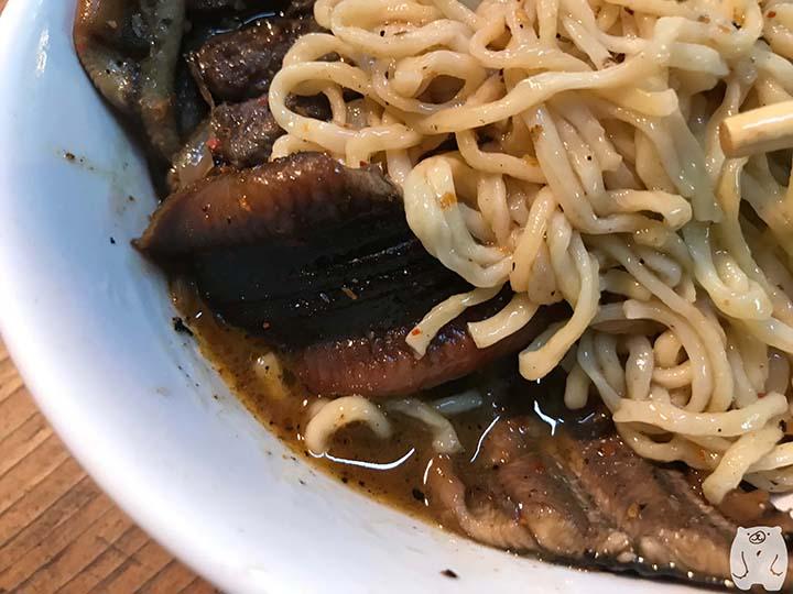 阿江炒鱔魚|鱔魚意麵のタレ