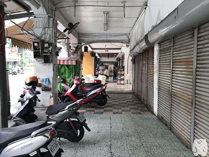 富盛號民族店への行き方