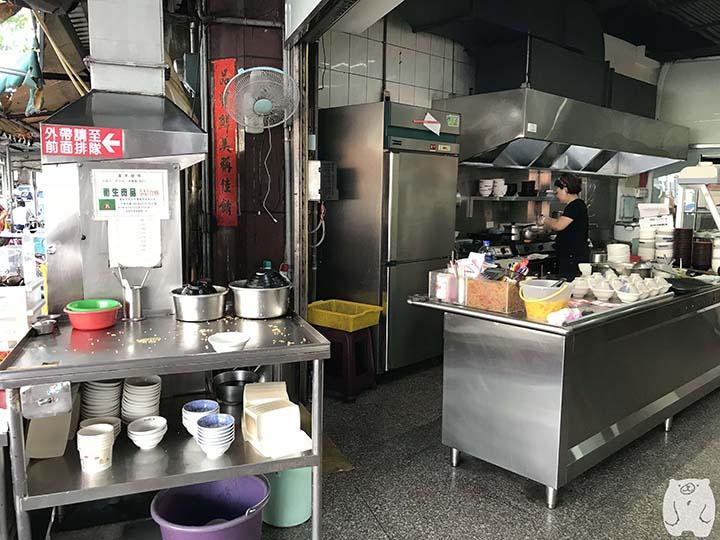 集品蝦仁飯|調理場
