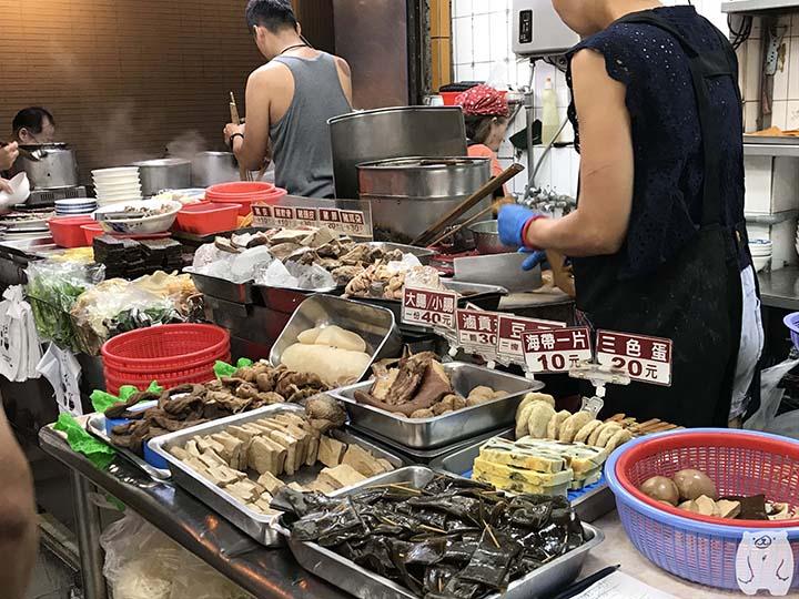 小杜意麵|調理風景その1