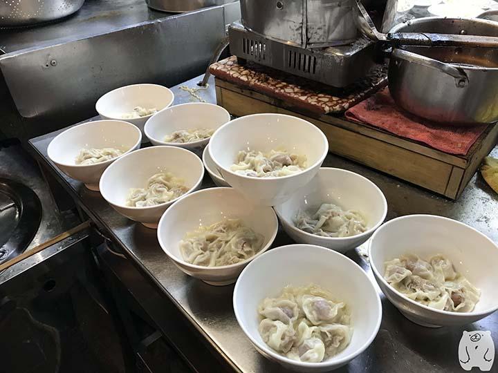 小杜意麵|調理風景その3