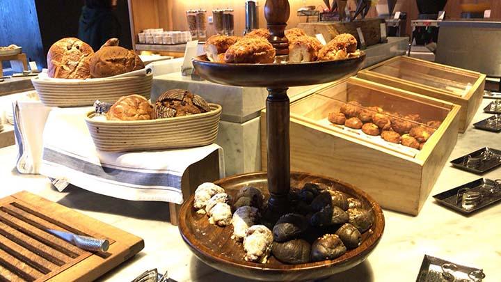 甘粹レストラン|パン
