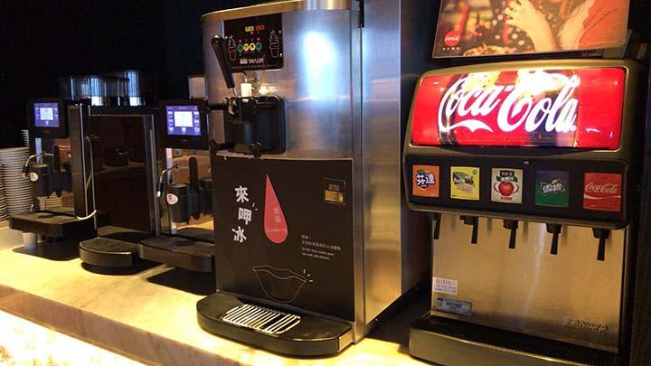 甘粹レストラン|飲料用機械