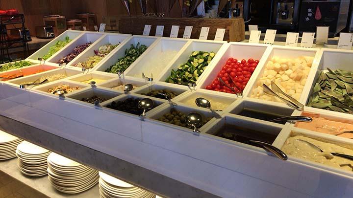 甘粹レストラン|サラダ