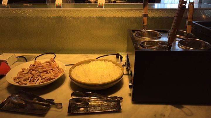 甘粹レストラン|スープと麺類