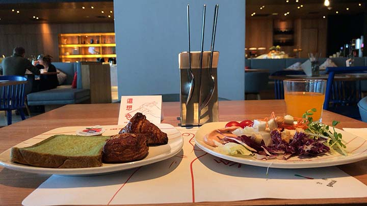甘粹レストラン|食べた料理その1
