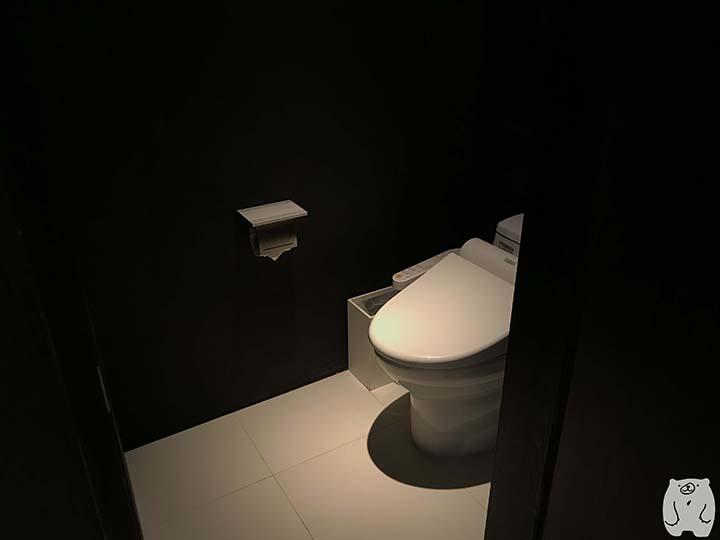 台南老爺行旅(ザ・プレイス 台南)|トイレ