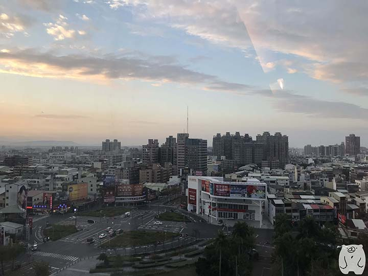 台南老爺行旅(ザ・プレイス 台南)|早朝の風景