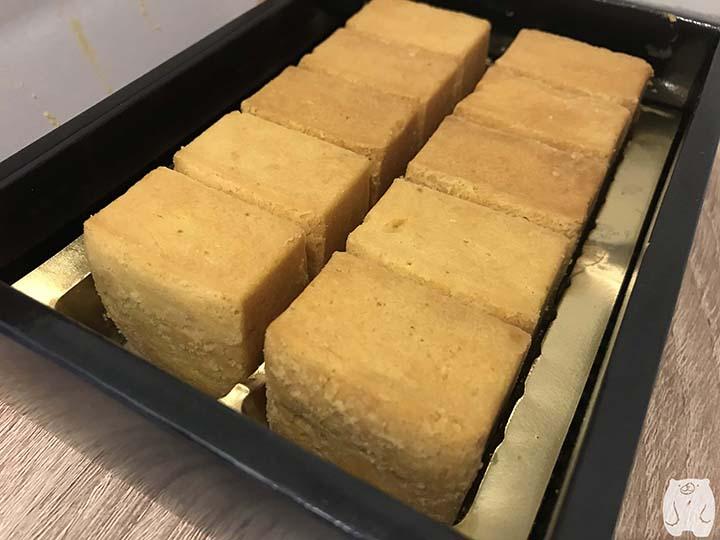 邱惠美鳳梨酥|パイナップルケーキの包装