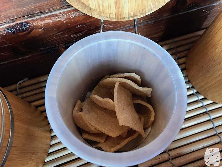 蝦米工坊&河童仙菓|オリジナル味のエビせんべい