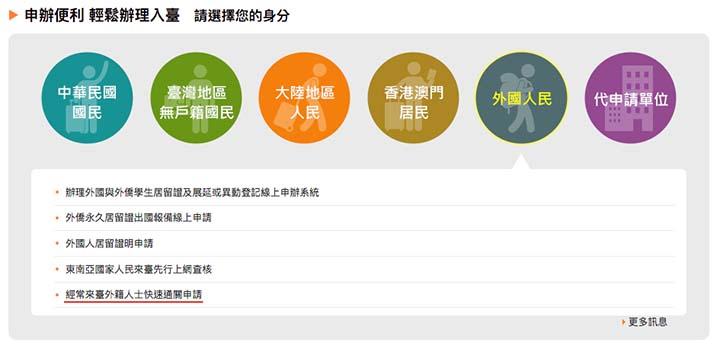 常客証の申請用サイトへのアクセス方法