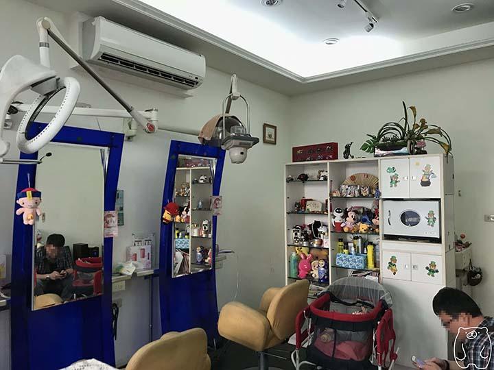 ミシェールヘアサロン|店内の様子|ソファ
