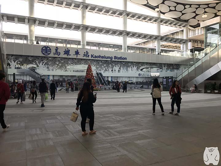 台湾鉄道「高雄駅」