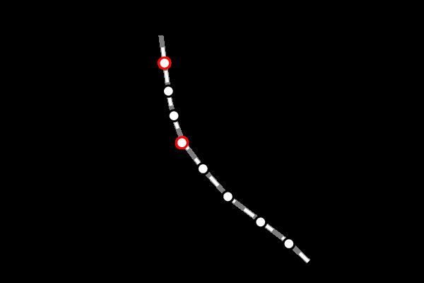 台湾鉄道(台鉄)|彰化の路線図