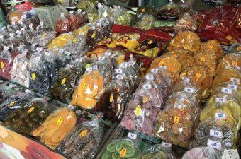 美勝珍蜜餞|おいしい果物のシロップ漬けを買える台南70年の老舗
